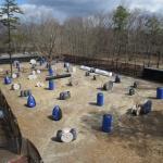 new jersey speedball paintball field