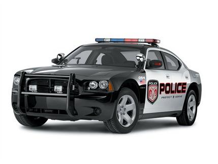 Dodge-Charger-Police-Cruiser