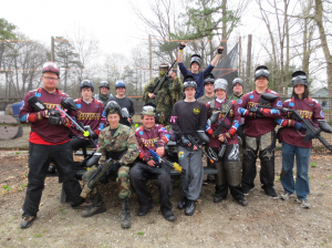 paintball bachelor party